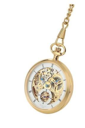 Hislon 9089-12113 Kurmalı Cep Saati