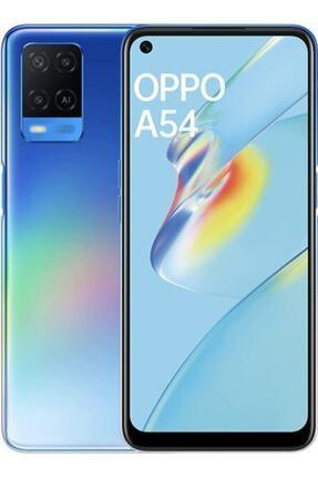 OPPO A54 128GB Mavi Cep Telefonu (Oppo Türkiye Garantili)