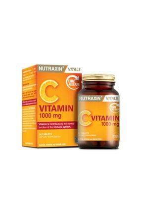 Nutraxin C Vitamini 1000 Mg Zaman Salınımlı 30 Tablet