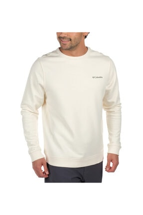 Columbia M Csc Basic Crew Sweatshirt Erkek Sweatshirt