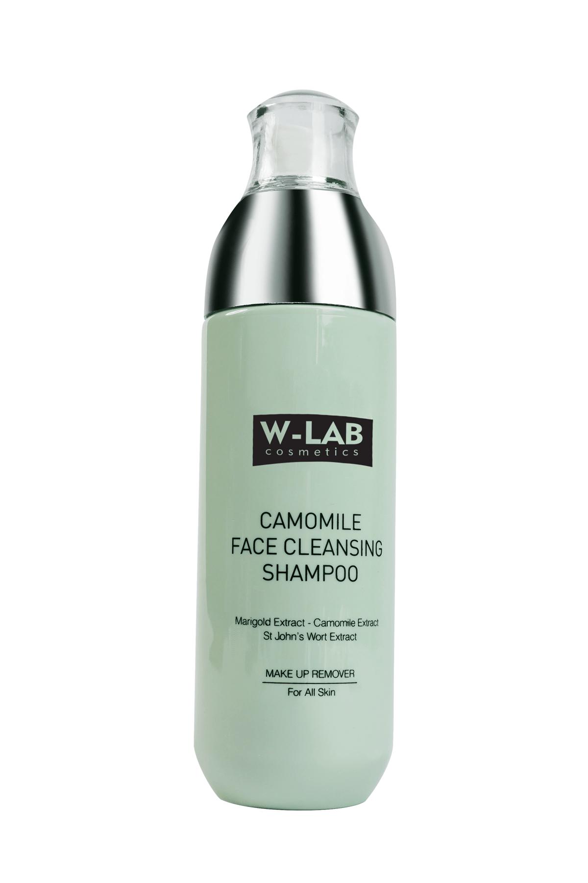 W-Lab Kozmetik W-Lab Yüz Temizleme Şampuanı