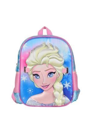 Frozen - 95223 Mavi Kız Çocuk Anaokulu Çantası 100378547