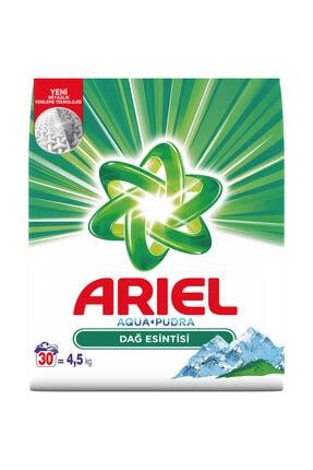 Ariel 9 kg Aqua Pudra Çamaşır Deterjanı Dağ Esintisi 4,5+4,5