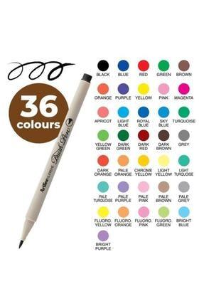 artline Supreme Brush Pen - Siyah