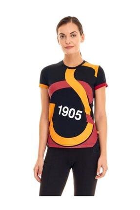 Galatasaray Kadın Siyah Efsane Tshirt
