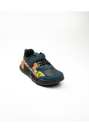 Vicco 346. F21k. 164 Max Siyah Çocuk Spor Ayakkabı Siyah-31