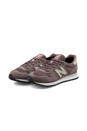 New Balance 500 Mor Kadın Sneaker Günlük Spor Ayakkabı Gw500bpmt V4