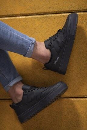 Riccon Siyah Unisex Sneaker