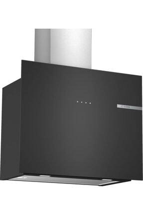 Bosch Dwf65aj60t Duvar Tipi Davlumbaz 60 Cm Siyah Cam Yüzey