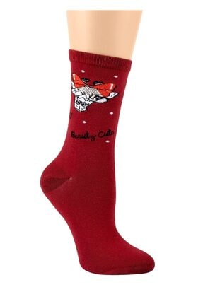 SUWEN Fancy Soket Çorap