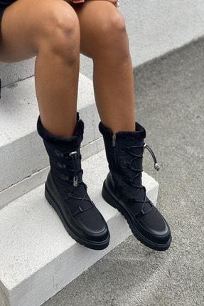 İnan Ayakkabı Kadın Kar Botu