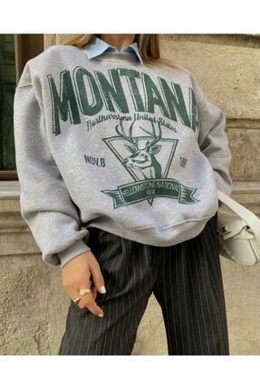 AFROGİYİM Montana Uzun Kol