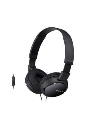 Sony Siyah Kulaküstü Mikrofonlu Kulaklık