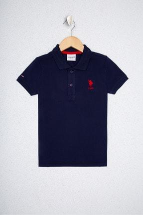 U.S. Polo Assn. Lacivert Erkek Çocuk T-Shirt