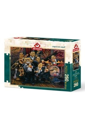 Art Puzzle Louis Armstrong 260 Parça Puzzle