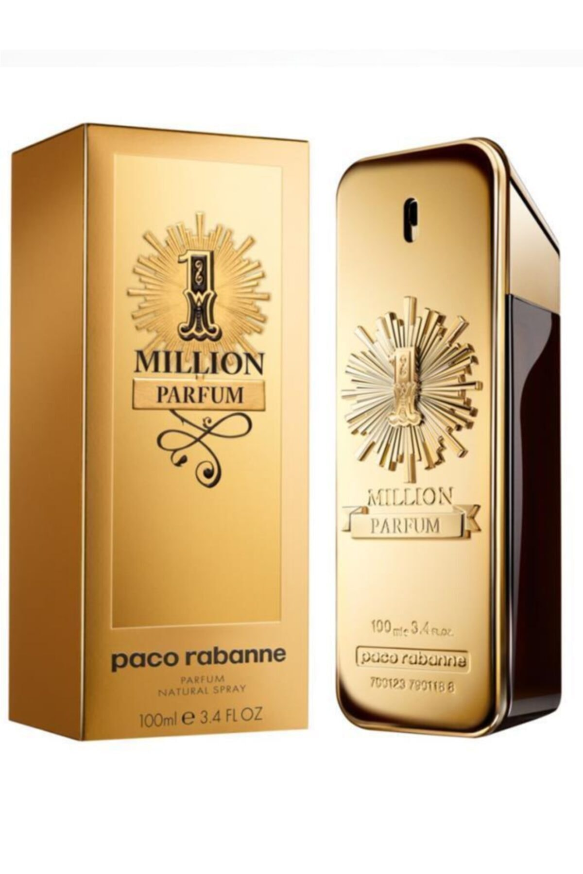 Paco  Rabanne One Million Parfum Edp 100 ml Erkek Parfüm 1