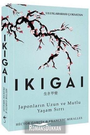 İndigo Kitap Ikigai-japonların Uzun Ve Mutlu Yaşam Sırrı