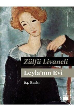 Doğan Kitap Leyla'nın Evi - Zülfü Livaneli -