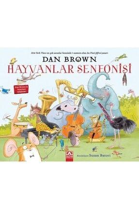 Altın Kitaplar Hayvanlar Senfonisi ( Sesli Kitap ) - Dan Brown -
