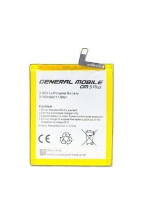General Mobile Gm 5 Plus Batarya 3100 Mah