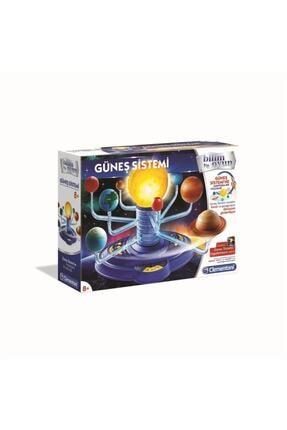 CLEMENTONI Bilim Ve Oyun - Güneş Sistemi