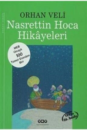 Yapı Kredi Yayınları Nasrettin Hoca Hikayeleri (ciltli) | Orhan Veli Kanık |
