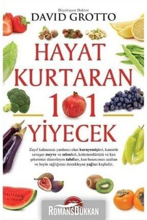 Martı Yayınları Hayat Kurtaran 101 Yiyecek