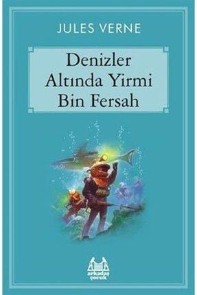 Arkadaş Yayınları Denizler Altında Yirmi Bin Fersah