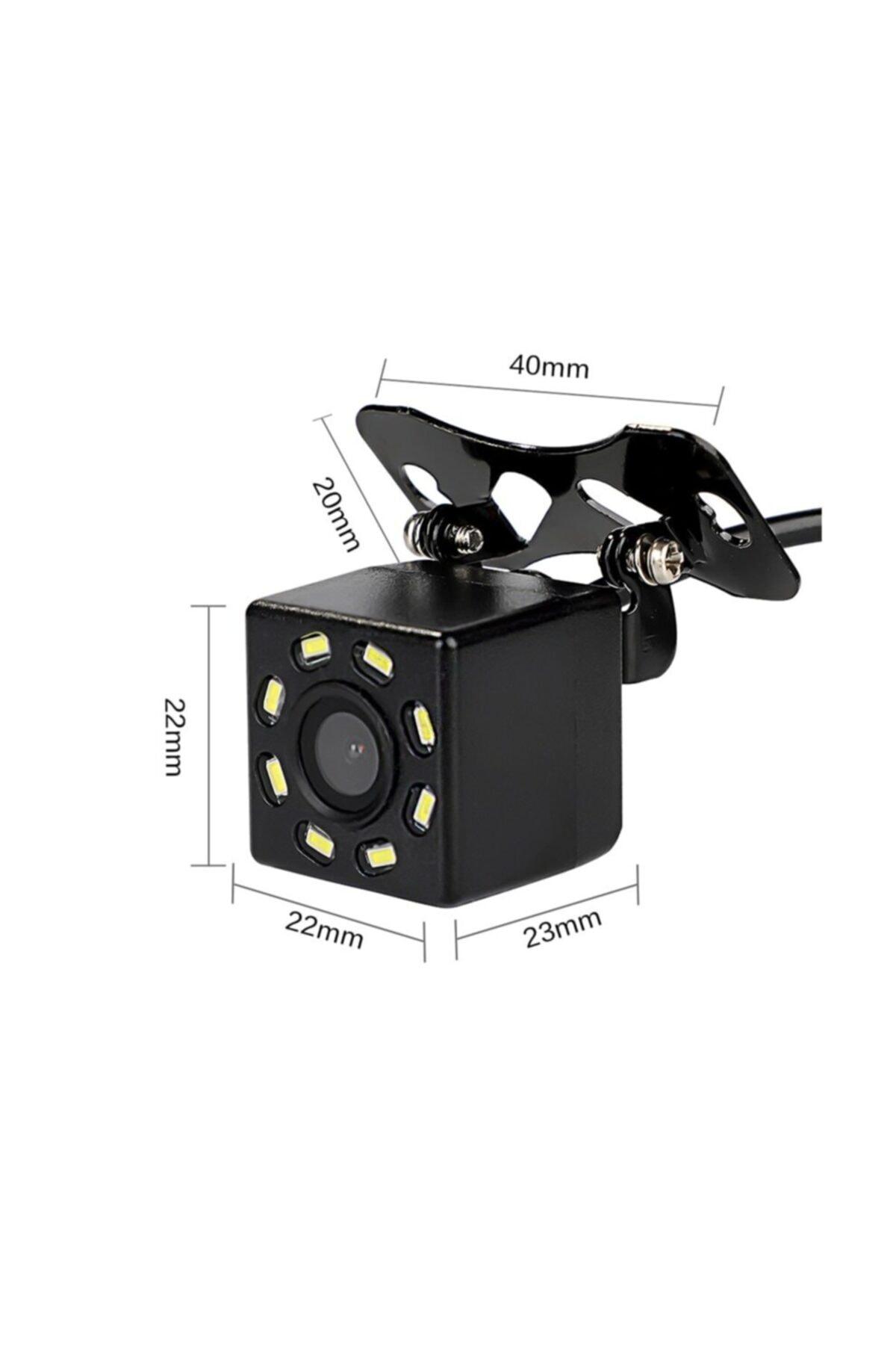 Navigold 8 Ledli Küp Park Kamerası 2