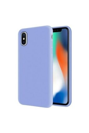 IGBilişimteknoloji Iphone X Lansman Lila Silikon Telefon Kılıfı Lansman-ıph-x Iph-x Lila