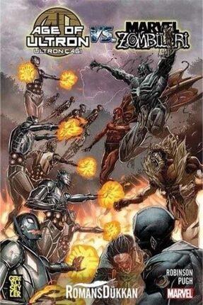 Gerekli Şeyler Yayıncılık Age Of Ultron Vs. Marvel Zombileri