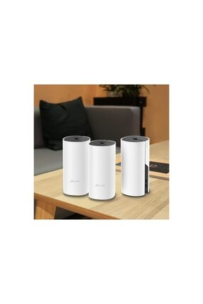 TP-LINK Deco M4(3-pack) 1200mbps 5dbı Indoor Ap/router