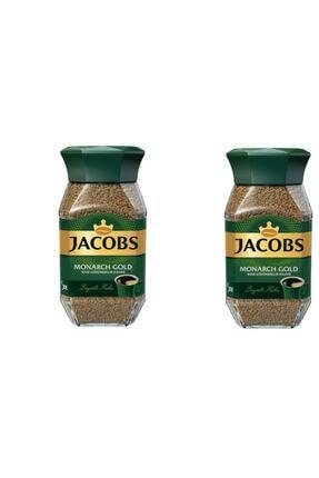 Jacobs Monarch Kahve Gold Cam Kavanoz 47,5  gr X 2 Adet