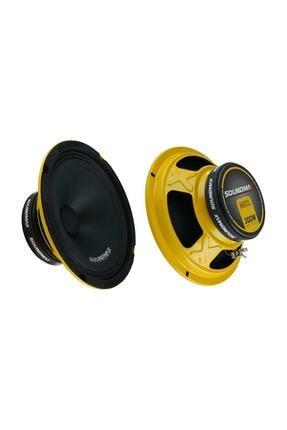 Soundmax Oto Hoparlör 300w 20cm Mıdrange 2 Adet Sx-m8xl