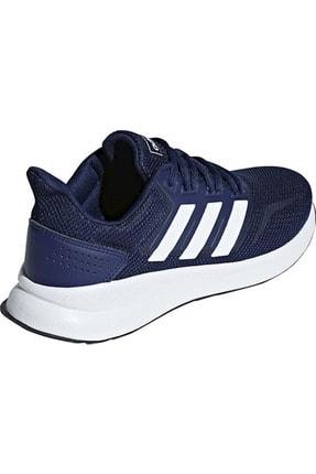 adidas Erkek Lacivert Runfalcon Ayakkabı F36201