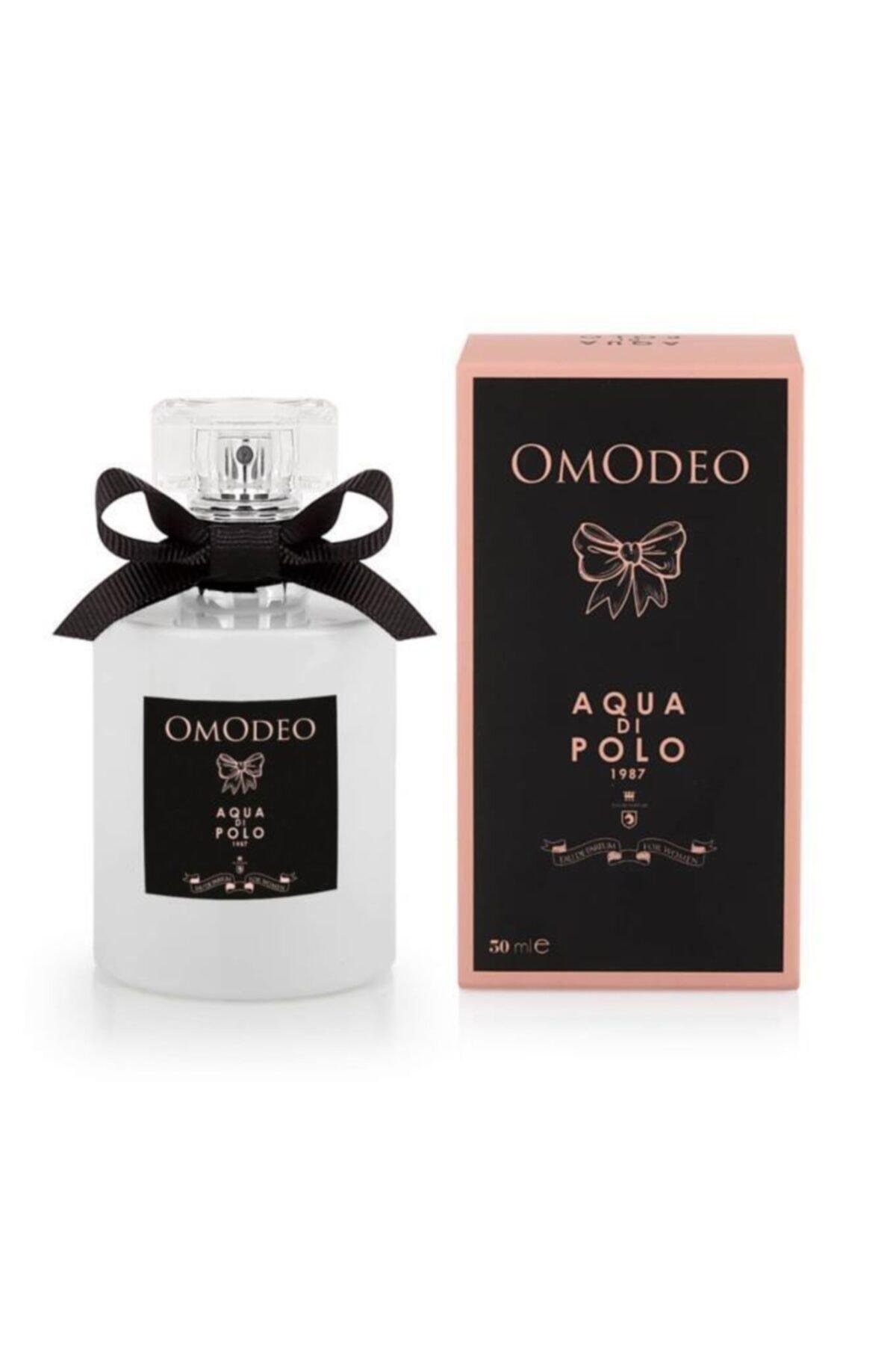 Aqua Di Polo 1987 Omodeo Edp 50 ml Kadın Parfümü   5301010028837 1