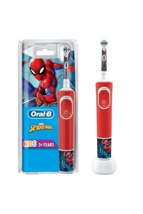 Oral-B Çocuklar Için Şarjlı Diş Fırçası Spiderman