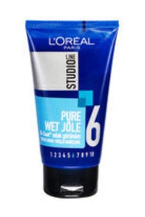 L'Oreal Paris Studio Line Pure Wet Tüp Jöle 150 Ml
