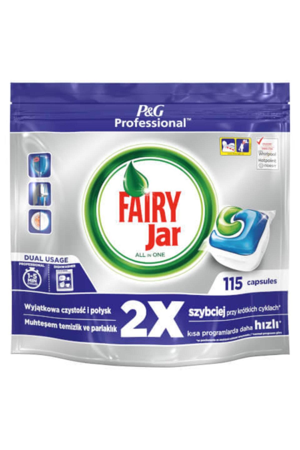 Fairy Jar 2x Yeni Nesil Hepsi Bir Arada Tablet 115'li 1
