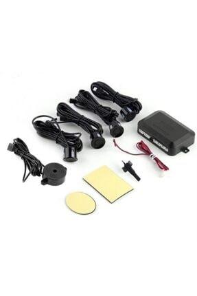 Niken Araç Geri Park Sensörü Bip Bip Ses Ikazlı 12volt. 22mm. Siyah