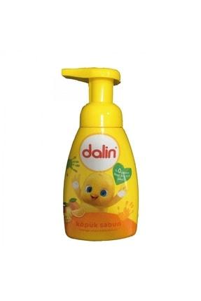 Dalin Mango ve Portakal Kokulu Köpük Sıvı El Sabunu 200ml