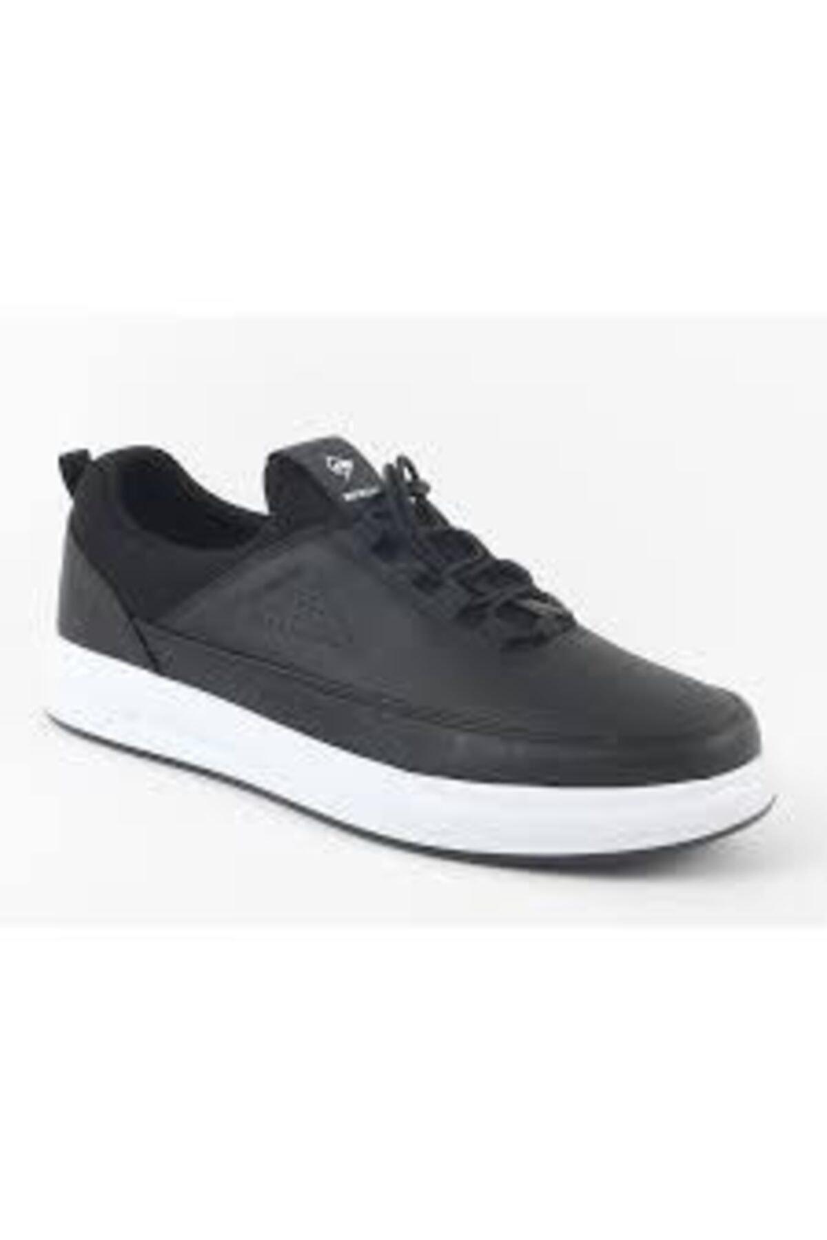 DUNLOP Erkek Siyah Spor Ayakkabı 1