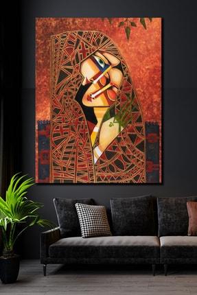 Hediyeler Kapında 100x140 Soul Mate Kanvas Duvar Tablo
