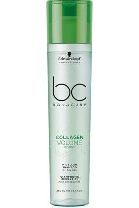 SCHWARZKOPF HAIR MASCARA Collagen Doğal Hacim Bc Bonacure Micellar Şampuan 250ml
