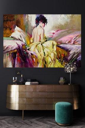 Hediyeler Kapında 100x140 Yağlı Boya Görünümlü Soft Kanvas Tablo