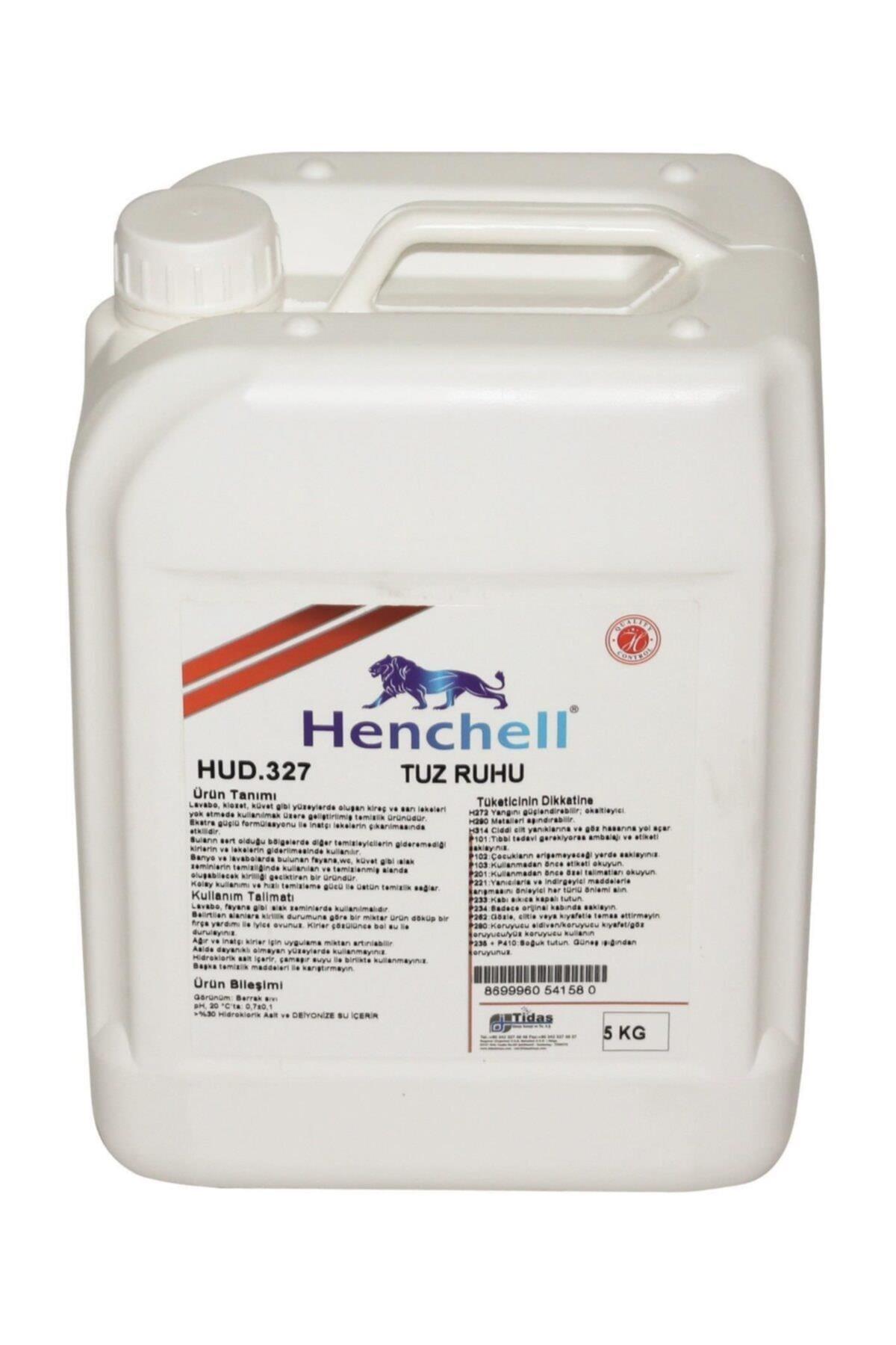 Henchell Tuz Ruhu 5 kg 1