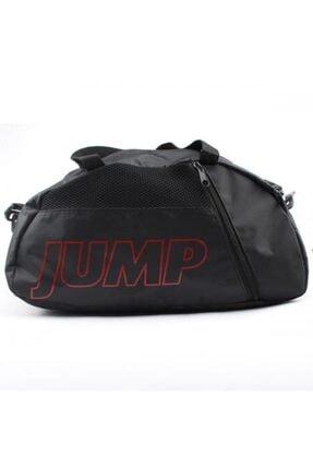 Jump Unisex Siyah Çanta