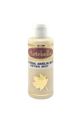 Artebella 30370130 Akrilik Boya 130cc Keten