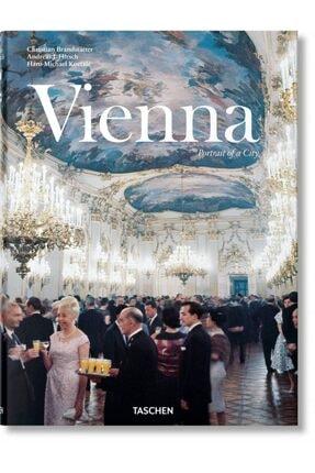 Taschen Vienna. Portrait Of A City Hardcover - Kitap