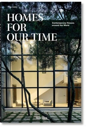 Taschen Homes For Our Time. Contemporary Houses Around The World Hardcover - Kitap
